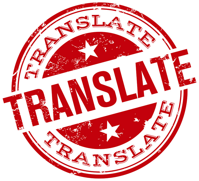 traduction de tous types de documents